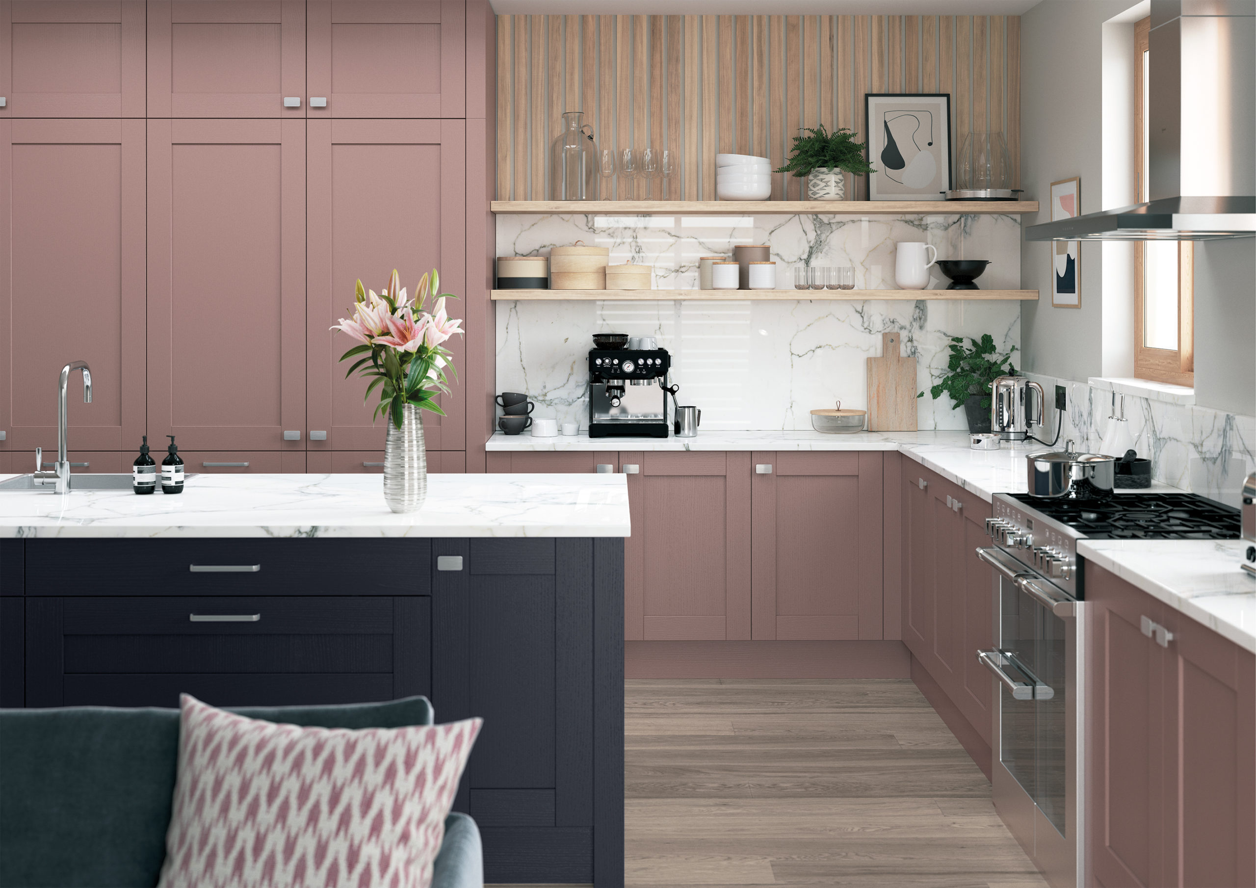 Madison Vintage Pink and Slate Blue_Cameo 1_RGB
