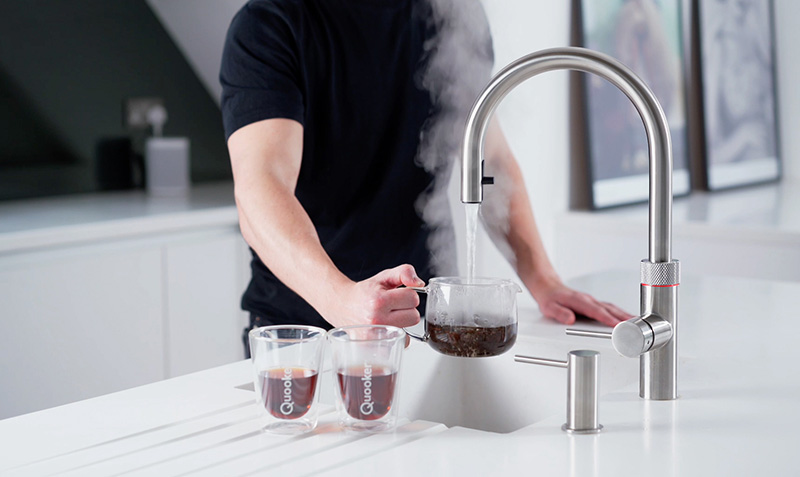 Quooker Coffee and Tea